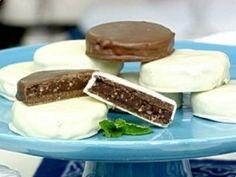 Receita Alfajor de Chocolate da Ana Maria Braga, Passo a Passo