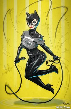 ArtistAbe • Batgirl new costume Sketch Dailies • Hello Harley • Catwoman Jump Rope Follow! • facebook: facebook.com/artistabelopez • Tumblr: aberlopez.tumblr.com • ETSY: www.etsy.com/shop/ArtistAbe •...