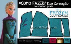 elsa+fantasia+cosplay+coroação+coronation+how+to+tutorial+como+fazer.jpg (784×489)