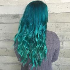 Exotic Hair Color, Pretty Hair Color, Pulp Riot Hair Color, Twisted Hair, Fantasy Hair, Coloured Hair, Mermaid Hair, Dream Hair, Crazy Hair