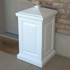 Mayne Deck Box 4835 Berkshire Storage Bin