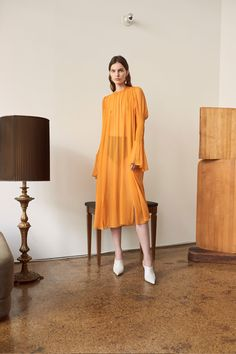 Cienne Fall 2018 Ready-to-Wear Fashion Show Collection