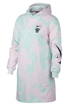 7f2667193b New Nike Sportswear Tie Dye Hooded Jersey Dress online. Sku  hhsg60751ubqi84021 Nike Sportswear