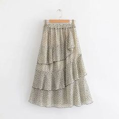 M Festival Bohemian Skirt XS Stretchy Straight Brown Vintage Skirt 90s Leopard Print Grunge Maxi Skirt Boho Casual Street Style Skirt