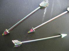 Green ear cuff No piercing earrings Elven ear jewelry Wire ear wrap Non pierced ear cuff Conch cuff Elf earring - Custom Jewelry Ideas Belly Button Piercing Double, Double Ear Piercings, Cute Ear Piercings, Ear Piercings Cartilage, Tongue Piercings, Ear Plugs, Smiley Piercing, Ear Piercing Helix, Ear Peircings