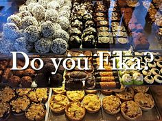 If you have a sweet tooth and you are travelling to Sweden dont miss this article .