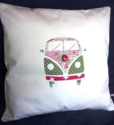 Cool Pillow! But do this for my Brother's Scrapbook page with paper!!!