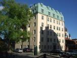 Lisbeth's new home at Fiskargatan 9