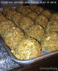 MIH Recipe Blog: Wink's Homemade Dog Food