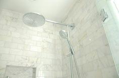Hansgrohe Raindance - economical exposed shower system