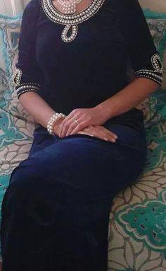 Abaya Fashion, Muslim Fashion, Ethnic Fashion, African Fashion Dresses, African Dress, Fashion Outfits, Womens Fashion, Moroccan Dress, Designs For Dresses