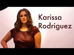 Fashion To Figure Presents: In Studio with Karissa Rodriguez | Plus Size Fashion - YouTube