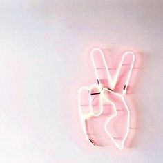 ✌ out 2017. We're sooo ready for what's next (Instagram: @abalancedbite)  .  .  .  #greatist #art #peace #neonsign #neon #bye #newyear