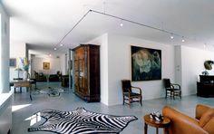 SPG Architects :: Work : Other Apartments / Lofts : Alwyn Court Loft New York City