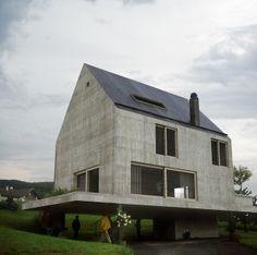 Rudin House by Herzog  De Meuron
