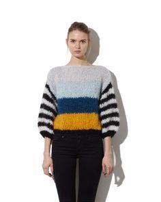 Mohair Big Sweater