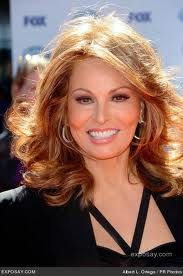 Raquel Welch....hope I look that hot in my 70's