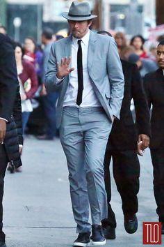 #LeePace outside The Jimmy Kimmel Show, Los Angeles, December 15, 2014.