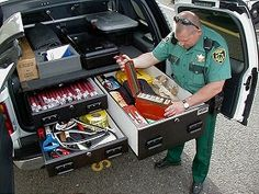 TruckVault Secure Storage Solutions :: Law Enforcement Products For SUV's and Vans