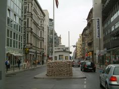 checkpoint charlie today Checkpoint Charlie, Leading Hotels, Berlin Germany, Madrid, Places To Go, Street View, Europe, London, World