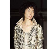 Women Golden Studded Steam punk White Jacket Golden Studded White Leather Jacket #Handmade #StuddedStyle