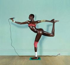 Grace Jones, Revised and Updated, New York, 1978  Jean-Paul Goude