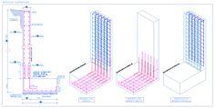 Resultado de imagen para muros de contencion con bloques de cemento