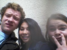 My friendship at school is Malaya Reed and Sarah Irene