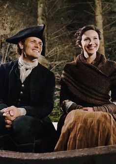 Claire Fraser, Jamie And Claire, Jamie Fraser, Sam Heughan Caitriona Balfe, Sam Heughan Outlander, Outlander Season 4, Outlander Series, Duncan Lacroix, Laura Donnelly