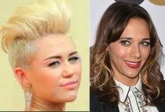 Miley Cyrus vs. Rashida Jones -- What is Feminine Power?