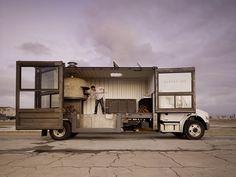 Mobile pizza Del Polpo, San Francisco Bay Area