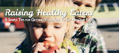 """Sadly, much of what is marketed to kids is """"food like products"""" which may be appealing to kids but offer little to no nutritional value. Sometimes it feels like an uphill battle trying to sway kids to side of whole foods. As parents, it's easy to fear that kids will never accept certain foods, particularly vegetables. Well I have some great tips to help you win them over!"""