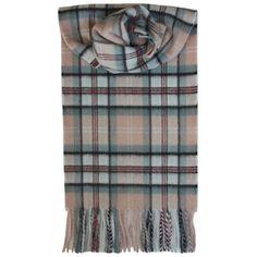 Princess Diana Memorial Tartan scarf from Lochcarron of Scotland.