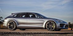 The Next Panamera Turbo Will Lap the 'Ring Faster Than the Porsche Carrera GT
