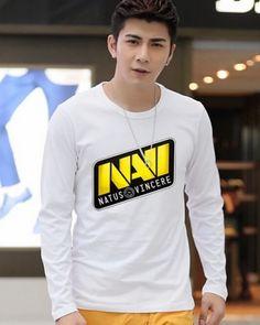 Dota 2 team Natus Vincere t shirt for mens plus size game tee- Dota 2 T Shirt, Dota2 Heroes, Xxxl T Shirts, Long Sleeve Shirts, Plus Size, Shorts, Tees, Casual, Mens Tops