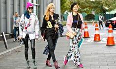 Streetstyle: Irene KiM, Jung Hoyeon and Baek Jiwon at Seoul Fashion Week S/S 2014
