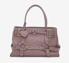 Luella Lilac Handbag