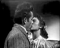 """James Dean and Natalie Wood in """"I'm a Fool"""", 1954."""