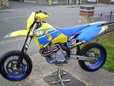 SOLD Husaberg FS650e 2004 SOLD excellent condition £££'s spent SOLD