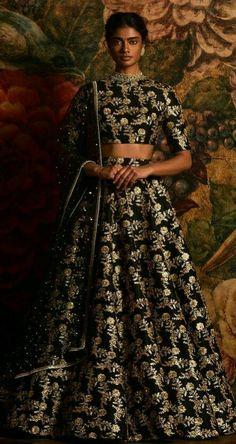 Pinterest: @Littlehub || Sabyasachi~❤。An Exquisite Clothing World || sabyasachi lehenga