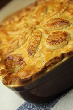 The Artisan Food Trail: Rabbit Pie