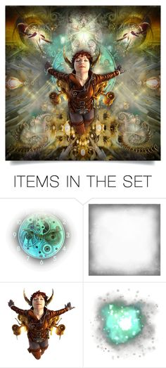 """""""Freedom to Fly"""" by incogneato ❤ liked on Polyvore featuring art"""