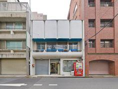 Een fotoserie van Ken Ohyama met de titel Kawaii-buildings. Kennelijk ziet hij toch iets liefs in dergelijke architectuur.