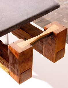 Jane Stevenson designs and builds experimental and functional works of art in her Buffalo, NY studio. Jane works in a historic warehouse studio space and create projects that bridge the gap between fine art, design, and architecture. Oak Dining Table, Tray, Projects, Design, Log Projects