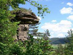 Slovakia, Markušovský rock mushroom