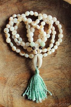 Washed Ashore Mala by GypsieSisters on Etsy, $60.00