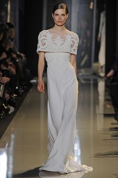 {live from the runway} Elie Saab Spring Couture 2013 - TheFashioniStyle