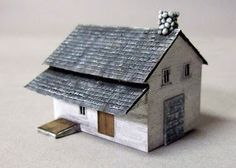 floating white bear: 15mm Buildings--Part 3