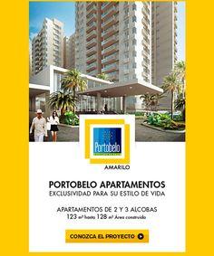 Amarilo portobelo apartamentos MM001678