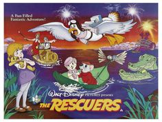 Rescuers Down Under, The   1990
